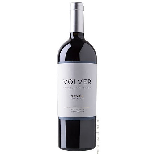 2016 Volver Cuvee Old Vines, Alicante
