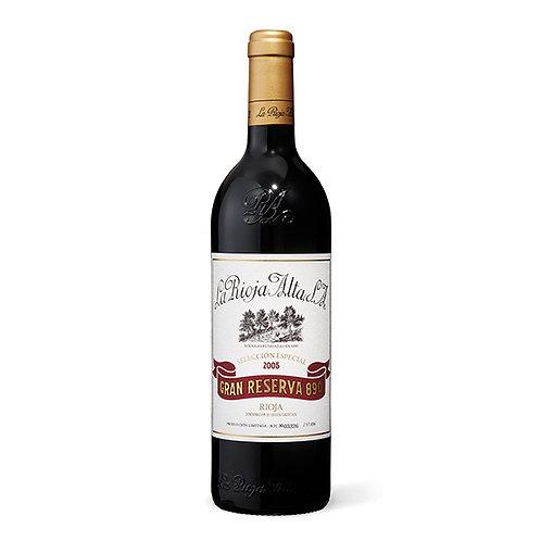 2005 La Rioja Alta 890 Gran Reserva