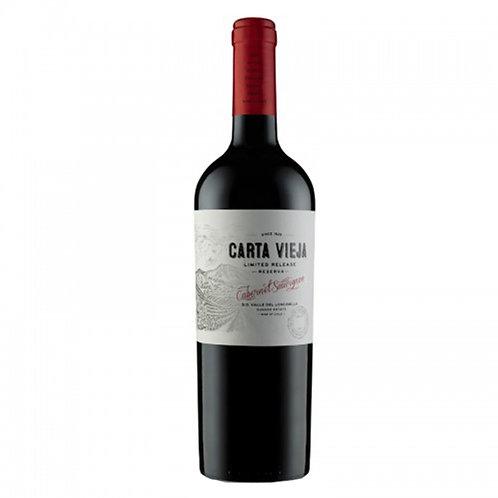 2017 Carta Vieja Cab. Sau. Limited Release