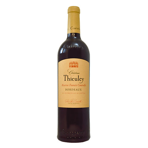 2016 Chateau Thieuley Reserve Francis Courselle