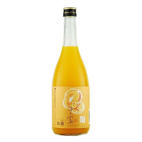 楯野川子宝芒果酒 - 720ml