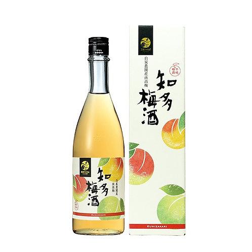 Kunizakari 國盛知多梅酒 - 720ml