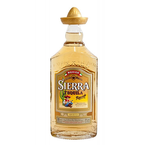 Sierra Tequila Resposado 1 Litre