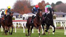 CUNNINGHAM ENJOYS SUCCESS WITH DAUGHTER OF CONTRIBUTER