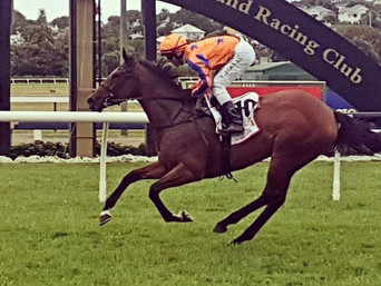TALENTED ATLANTE FILLY BLOWS THEM AWAY AT ELLERSLIE