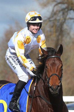 CONTRIBUTER FILLY JOINS STOKES BARN