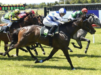 WELL BRED ATLANTE FILLY MAKES IT TWO FROM TWO