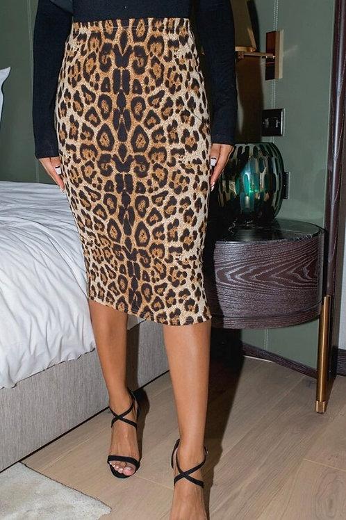 Untamed | Bodycon Skirt