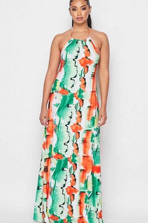 Date in Spring | Maxi Dress