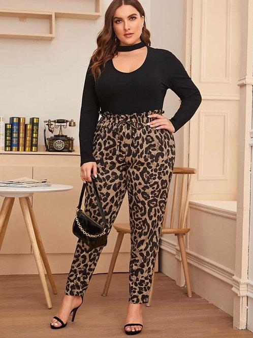 (Curvy) Jazzy Jaguar | Pants