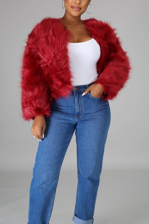 High Society | Fur Jacket