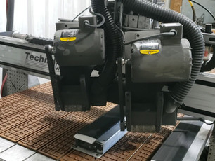 Two Axis Roller Machine
