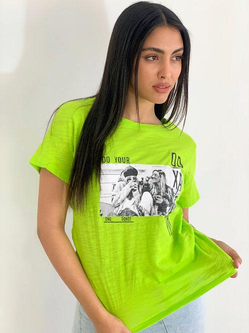 t-shirt מרקר