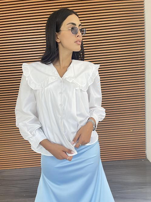 חולצת מיסי שילוב צאורון