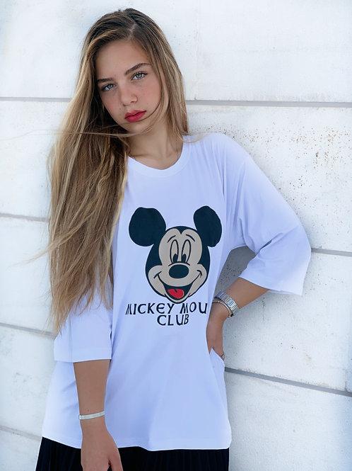 t-shirt מיקי