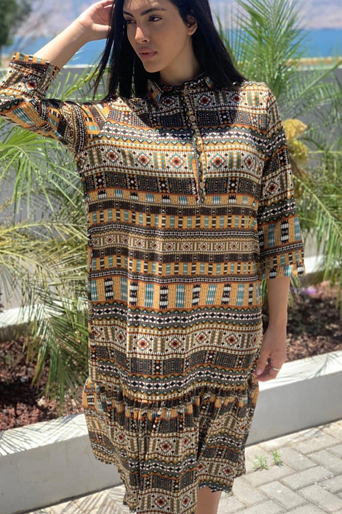 שמלת קנדל מלמלה