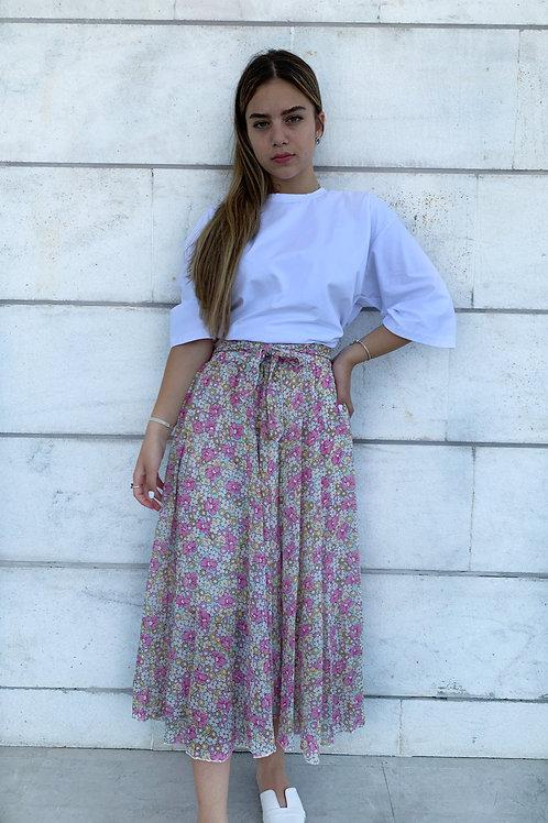 חצאית הדסה שילוב סרט