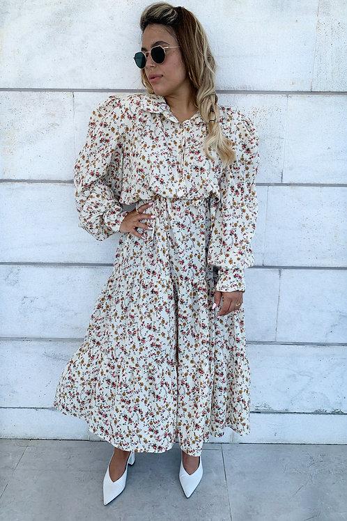 שמלת מקסי אנאל