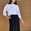 Thumbnail: חצאית פליסה שיפון