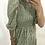 Thumbnail: שמלת כיווץ פרחים