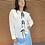 Thumbnail: חולצת אלגנט שילוב פפיון