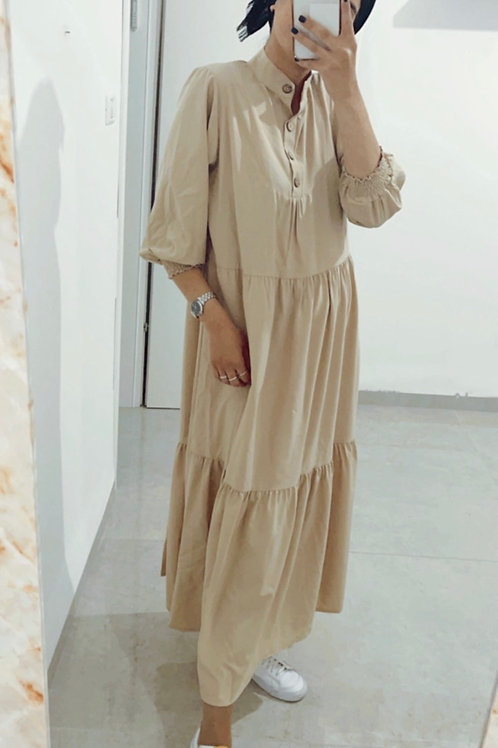 שמלת מקסי דניאלה