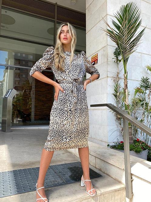 שמלת סאטן דניאל