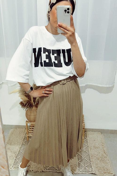 חצאית פליסה לורה