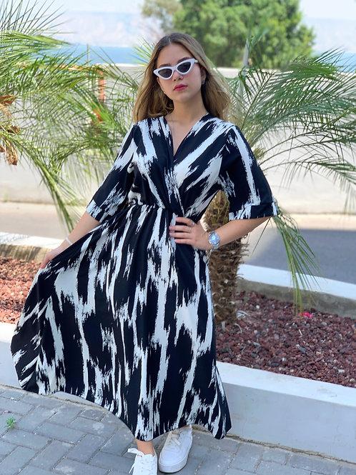 שמלת רוזי מעטפת