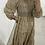 Thumbnail: שמלת מקסי כיווץ פרחים