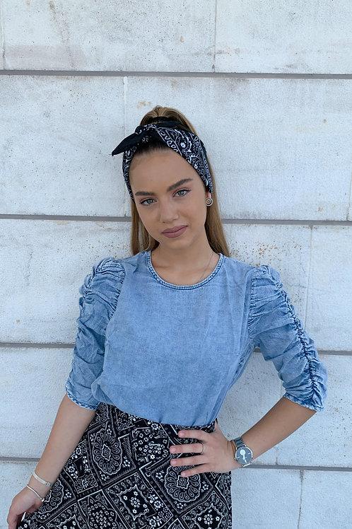 חולצת ג'ינס אלזה