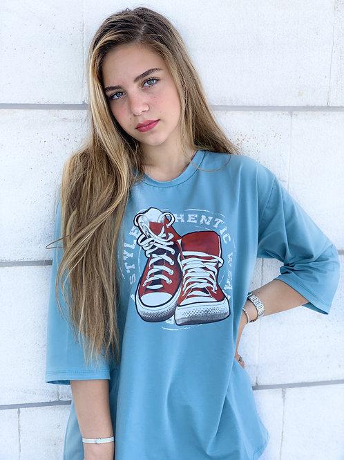t-shirt אולסטאר