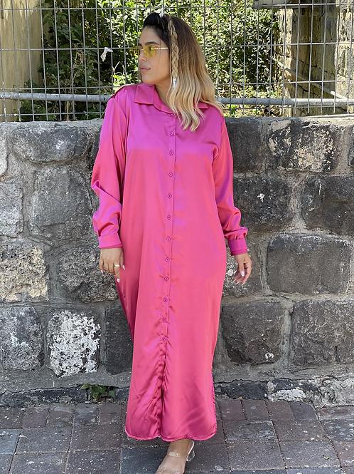 שמלת גולי סאטן