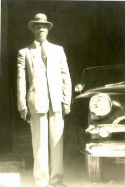 Anne's Dad and His Car