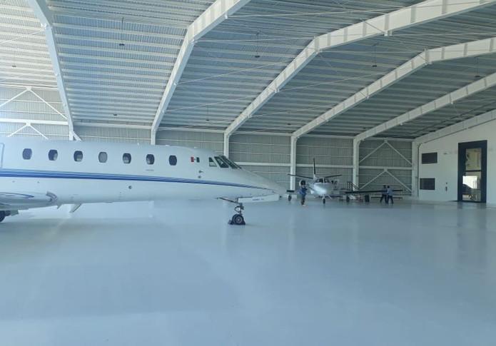 Saltillo Aircraft Maintenance