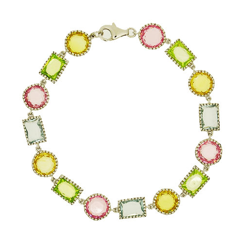 Ladies Multicolour Bracelet