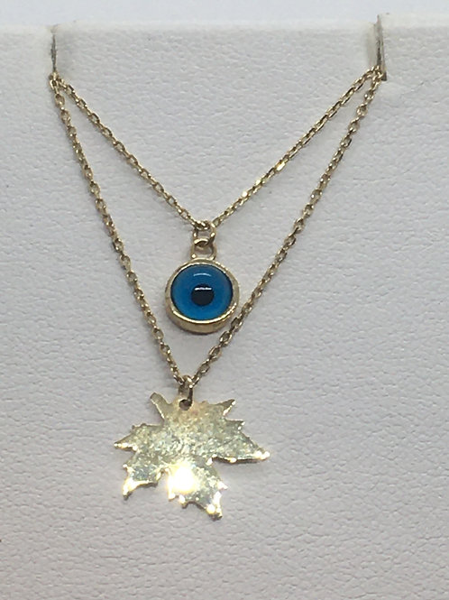 14ct Yellow Gold Necklace