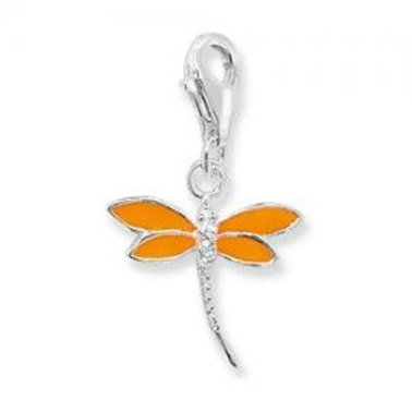 CHARMS OF LONDON BUTTERFLY CHARM