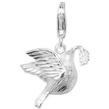 SILVER & CO CHARM