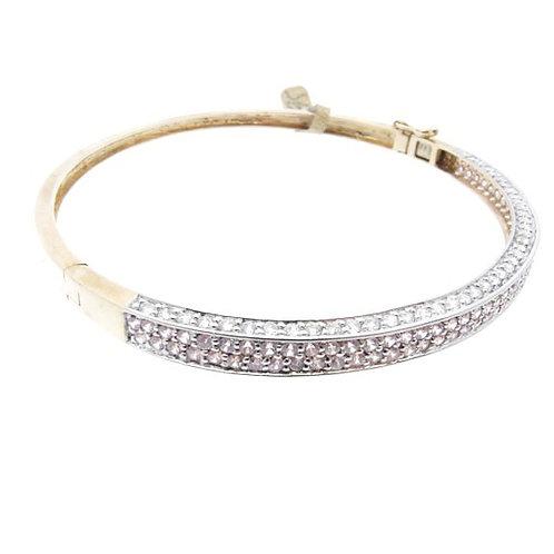 Pink CZ Bracelet
