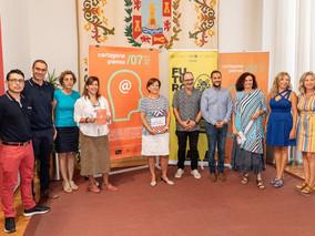 Cartagena Piensa incorpora al departamento de Sociología de la UMU y al Colegio de Psicólogos de la