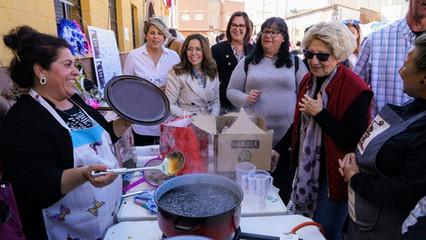 Los Mateos acoge una jornada de convivencia a través de la iniciativa 'Súmate a tu barrio'