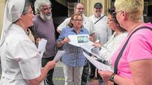 Cuatro barrios se oponen a quedar fuera del futuro Plan General Urbano