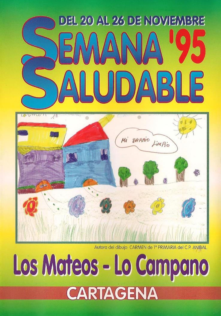 1995. SEMANA SALUDABLE