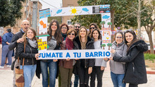 Arroyo anima a los vecinos de Lo Campano a participar en el plan social que se diseña para la zona