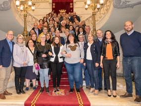 El Ayuntamiento firma el acuerdo de colaboración para la prevención de la exclusión social en Lo Cam