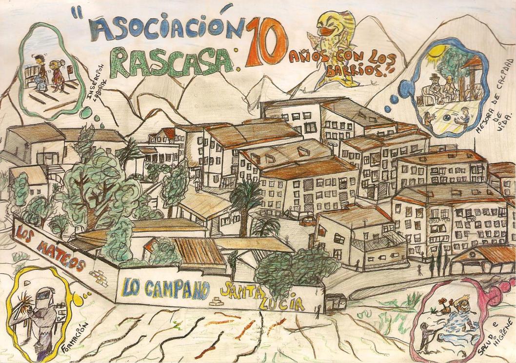 2001. DÉCIMO ANIVERSARIO ASOCIACIÓN