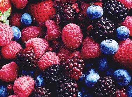 Die Top drei Lebensmittel bei Parodontitis.
