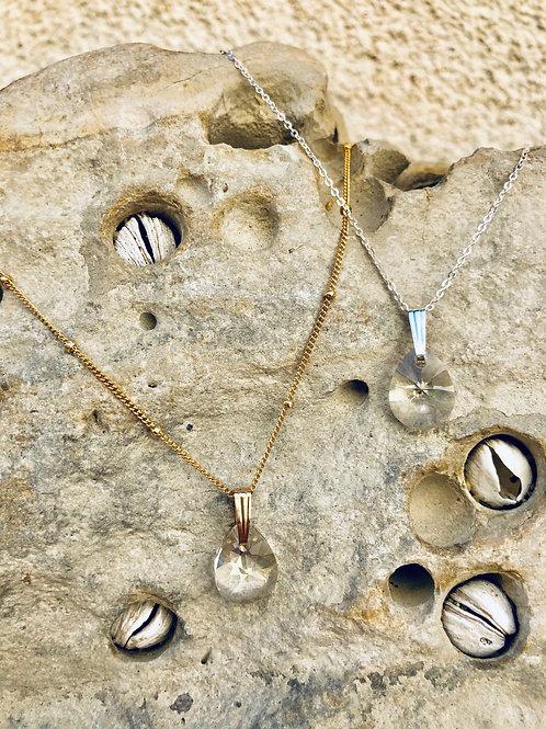Drop of Archangel Michael - Akashic Swarovski Sand {XS}
