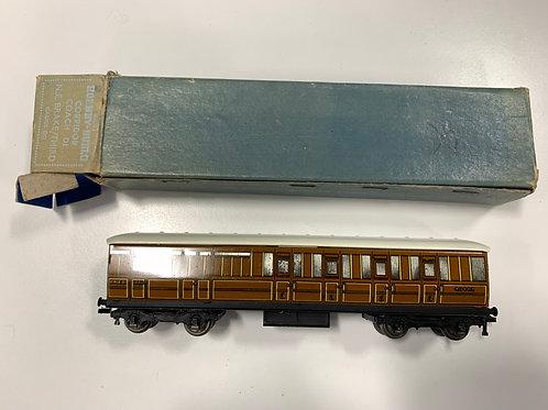32011 LNER TEAK BRAKE / 3RD 45402 BOXED 4/1951